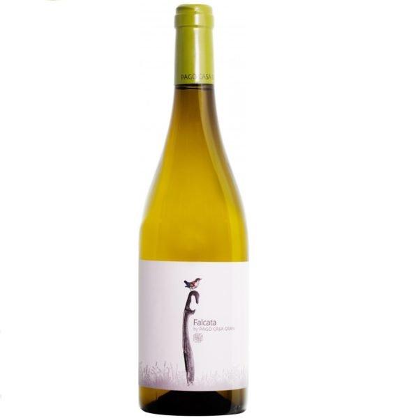 Falcata Pago casa gran white wine