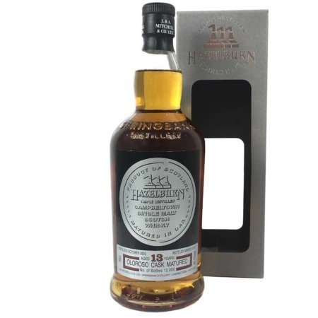 Hazelburn 13 Years olorosso sherry