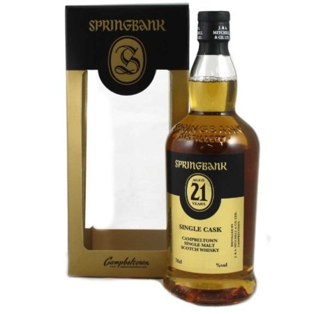 Springbank 21 Years