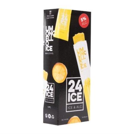 24 ice limoncello