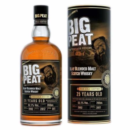 Big Peat 25 Years