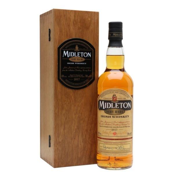 Midleton irish whisky 2017