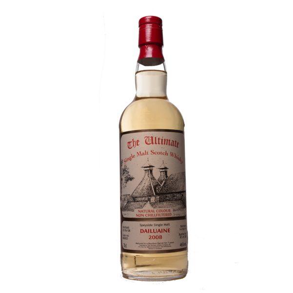 Ultimate Dailuaine whisky