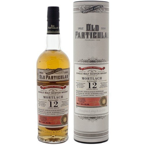 mortlach 12 Years old particular