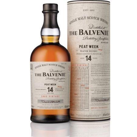 Balvenie peat week vintage 14 Years 2003
