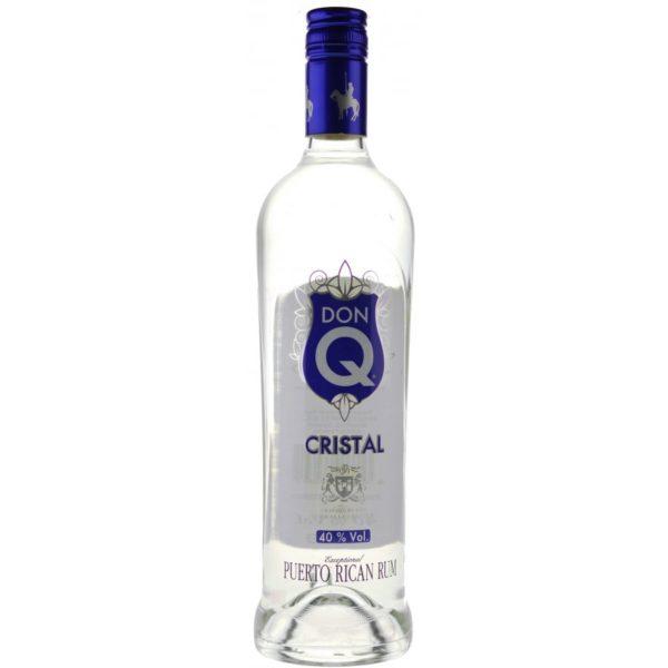 Don Q Christal rum