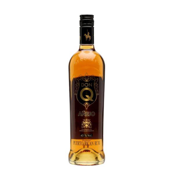 Don Q rum Anejo