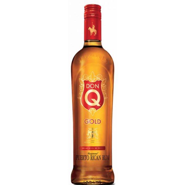 Don Q rum Gold rum