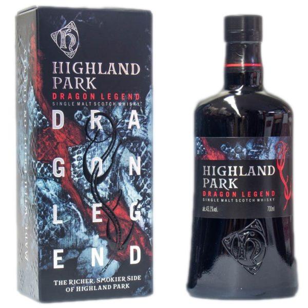Highland Park Dragon Legend 70cl