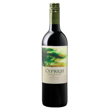 Cypress Vineyards Zinfandel California 2017 75cl