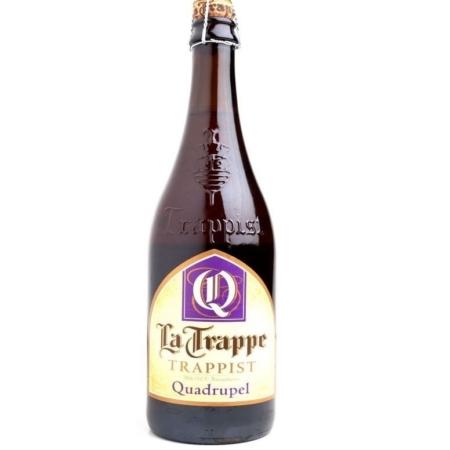 La Trappe Quadruppel Bier 75cl