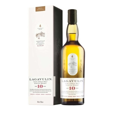 Lagavulin 10 Years Whisky 70cl 43%