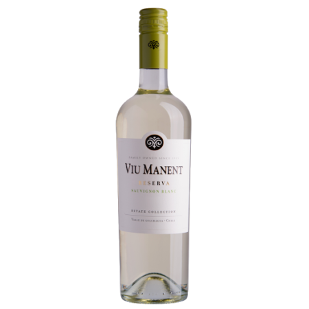 Viu Manent Sauvignon Blanc Reserva 2019 75cl