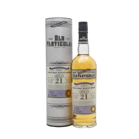 Arran 21 Years Old Particular Cask Strenght 52% 70cl