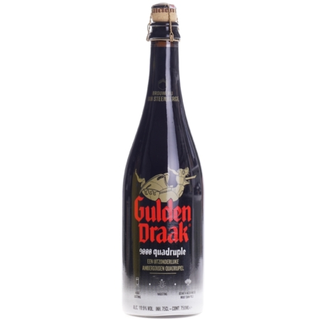 Gulden Draak 9000 Quadruple Bier 75cl 10,5%