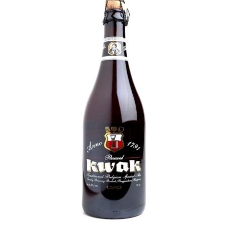 Pauwel Kwak Bier 75cl 8,4%