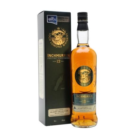 Loch Lomond Inchmurrin Whisky 12 Years 70cl 46%
