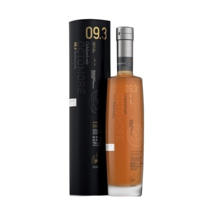 Bruichladdich Whisky 5 Years Octomore 9.3 70cl 62,9%