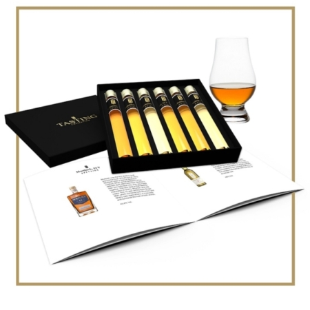 Diageo Whisky Tasting World Whisky Day Set 6 samples