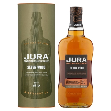 Jura Whisky Seven Wood 70cl 40%