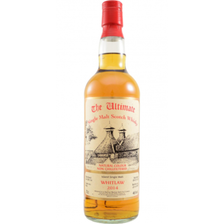 Ultimate Whisky Whitlaw 5 Years 2014 70cl 46%