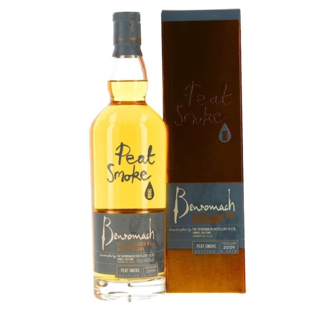 Benromach Whisky Peat Smoke 2009-2018 70cl 46%