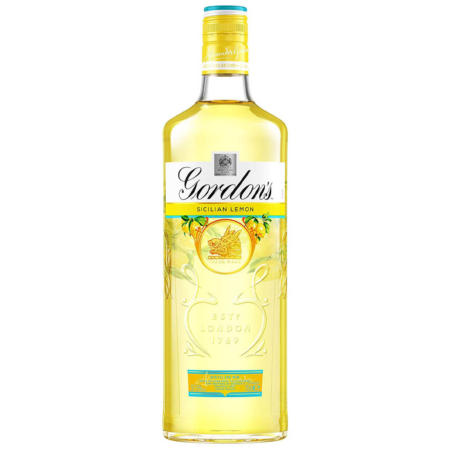 Gordon's Sicilian lemon Gin 70cl