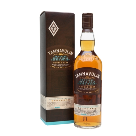Tamnavulin Double Cask Whisky 70cl 40%
