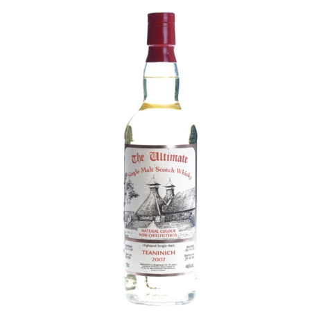 Ultimate Whisky Teaninich 2007 10 Years 70cl 46%