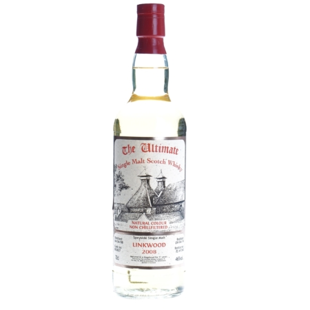 Ultimate Whisky Linkwood 11 Years 2008 70cl 46%