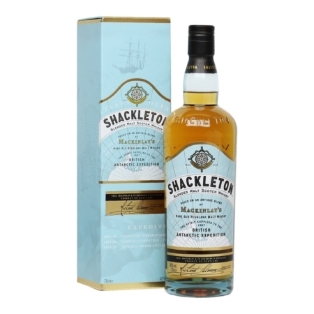 Shackleton Blended Malt Schotch Whisky 70cl 40%