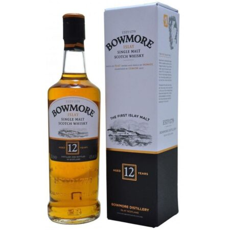 Bowmore Whisky 12 Years 35cl 40%