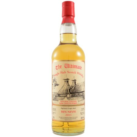 Ultimate Whisky Ben Nevis 2011 8 Years 70cl 46%