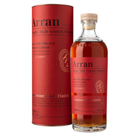 Arran Whisky Amarone Cask Finish New 70cl 50%