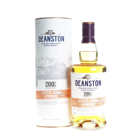 Deanston Whisky Pinot Noir Finish 17 Years 2002 70cl 50,0%