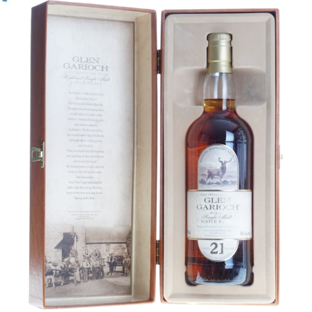 Glen Garioch Whisky 21 Years 750ml 43%