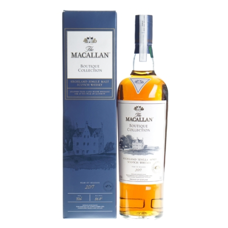 Macallan Whisky Boutique Collection 2007 70cl 56,8%