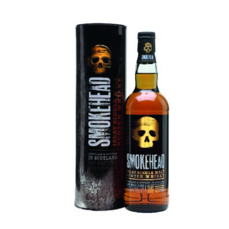 Smokehead Whisky Single Malt 70cl 43%