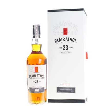 Blair Athol Whisky 23 Years Limited Release 58,4% 70cl