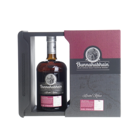 Bunnahabhain Whisky 1988 Vintage Marsala Cask Finish 30 Years 70cl 47,4%