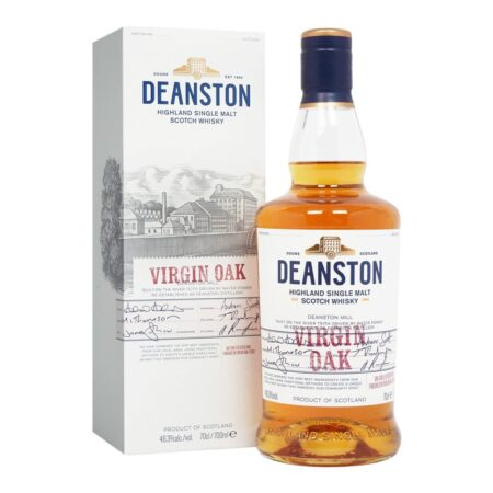 Deanston Whisky Virgin Oak 70cl 46,3%