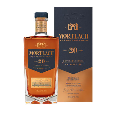 Mortlach Whisky 20 Years Cowie's Blue Seal 70cl 43,4%