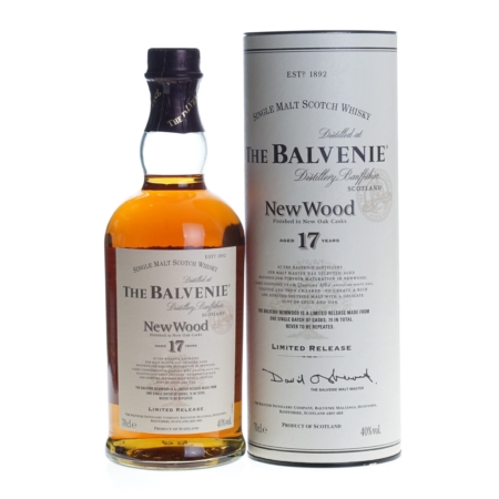 Balvenie Whisky 17 Years NewWood 70cl 40%