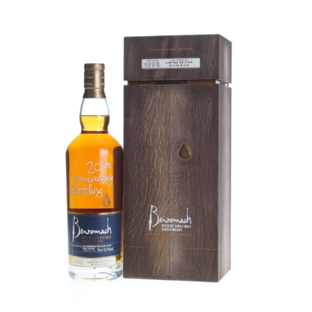 Benromach Whisky 20th Anniversary Cask Strenght 1998-2018 70cl 56,2%