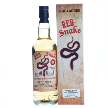 Blackadder Whisky Red Snake Redneck 87 Raw Cask 2020 70cl 59,5%