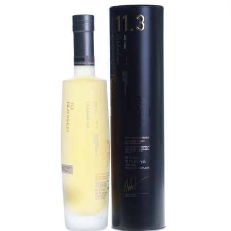 Bruichladdich Whisky Octomore 5 Years Edition Islay Barley 11.3 70cl 61,7%