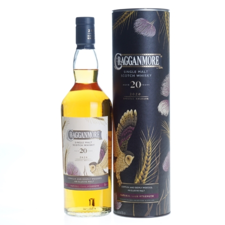 Cragganmore Whisky 20 Years Special Release 2020 70cl 55,8%