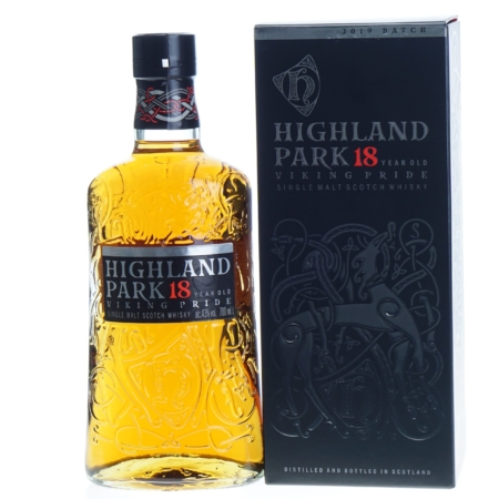 Highland Park Whisky 18 Years Viking Pride 70cl 43%