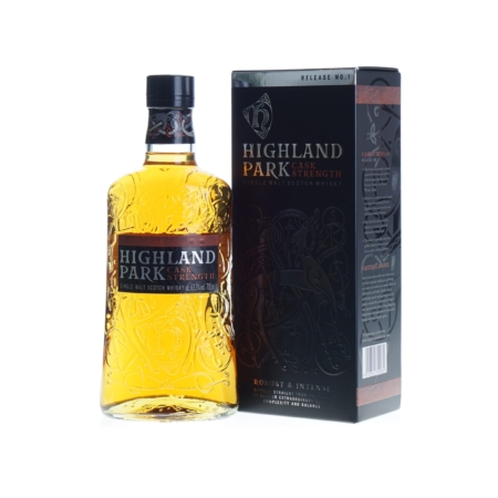 Highland Park Whisky Cask Strenght Release No 1 70cl 63,3%