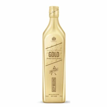 Johnnie Walker Whisky Gold 200 Years Editon 70cl 40%